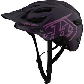 Troy Lee Designs A1 Helmet, drone mauve